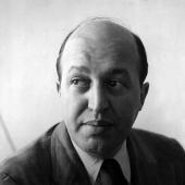 Clem Greenberg, art critic