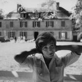 Francoise Sagan, writer