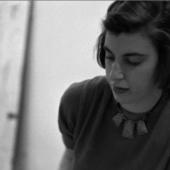 Helen Frankenthaler's first solo exhibition at Tibor de Nagy