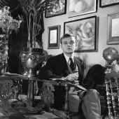 Truman Capote, NYC, 1946