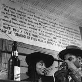 Black Couple, St Louis, MO 1944