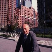 Mayor Ed Koch, NY 1985